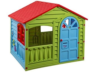 PALPLAY PLAYHOUSE(NOT ASSEMBLED)