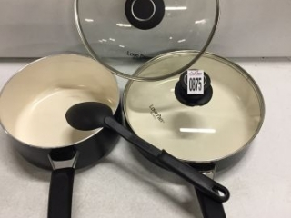 LOVEPAN 5-PIECE COOKWARE SET
