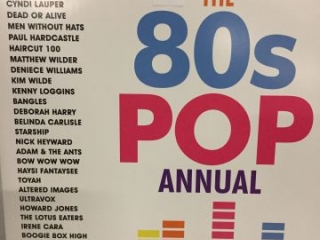 THE 80'S POP ANNUAL RECORD ALBUM