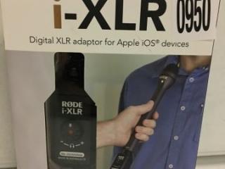 RODE MICROPHONES I-XLR