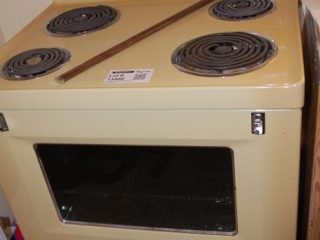 OFF SITE -  Westinghouse Electric Stove UNRESERVED