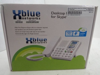 Xblue network phone Desktop for Skype