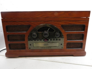 Crosley Rochester 5 in 1 Entertainment Center