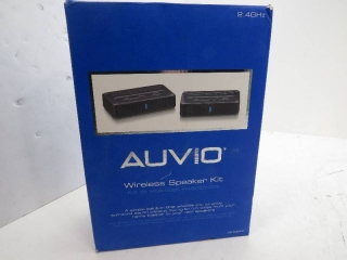 Auvio Wireless Speaker Kit