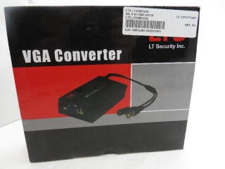 LT Security Inc. VGA Coverter BNC to VGA