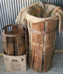 Barrel Parts and Barrel Like-Container