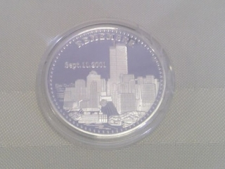 Usa 911 Commemorative Coin