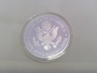 Usa President Obama 2008-2016 Commemorative Coin