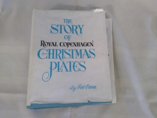 Book About The Story Of The Royal Copenhagen