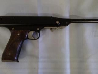 Oklahoma Pellet Gun