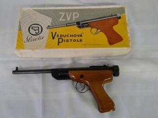 Zvp Slavia Made In Czechoslovakia  Vzduchova