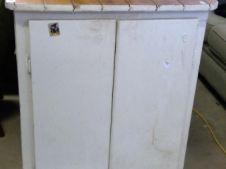 Bakers 2 Door Cupboard
