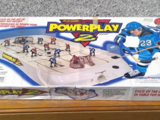 Power Play Hockey Game