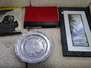 Pewter Plate,  Brethren In Christ Church 1978,