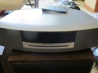 Bose Radio With Remote