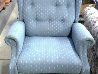 Reclining Upholstered Chair