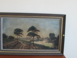 - 2 Oil  Paintings Signed