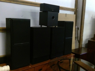6 Speaker System Kenwood