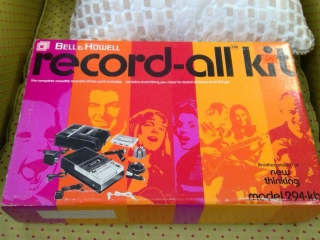 Record All Tape Kit