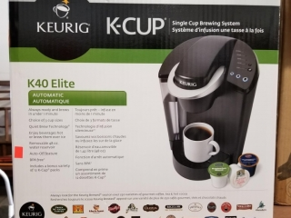 Keurig K Cup Coffee