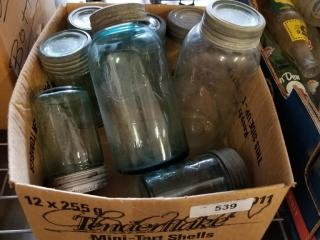 Vintage Jar Lot.