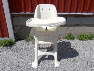 High Chair And Easy Glider Children's Bike