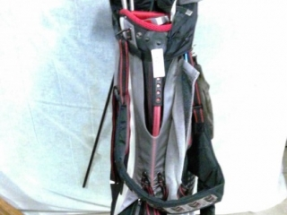 Golf Clubs With Nike Golf Bag
