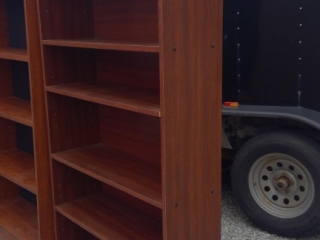Lot To Include 3 Shelving Units, Two Tall Unit
