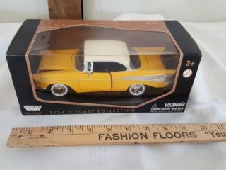 1957 Chevy 1/24 Diecast Collection