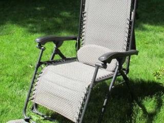 Gravity Lounge Chair