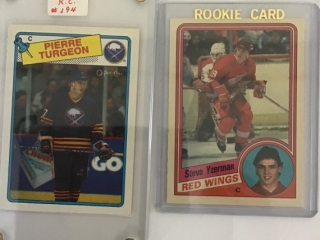 Yzerman Rookie, Pierre Turgeon