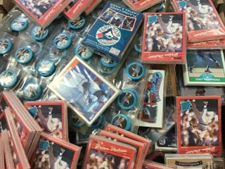 Misc Baseball Cards. Blue Jays. Tigers. Rated