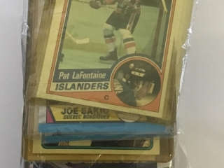 Misc Hockey Cards. Lafontaine Rookie