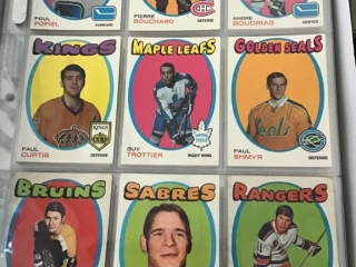 71-72 Opc Set Missing #3, 35, 54, 75, 83, 84, 99,