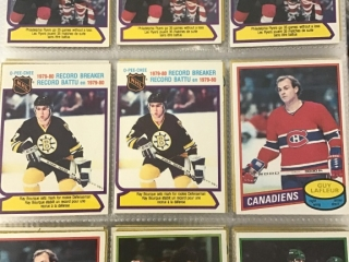 1980 Opc 27 Sheets Double Sided