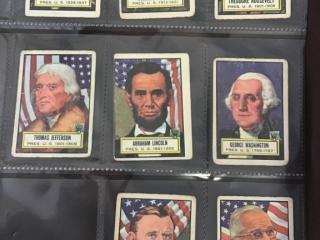 Tcg President Cards
