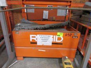 Ridgid 48R-0S job box