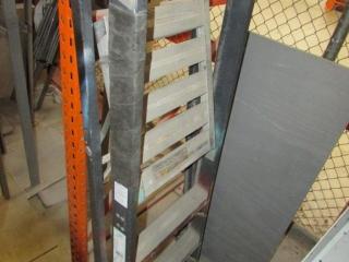 3' Louisville fiberglass step ladder