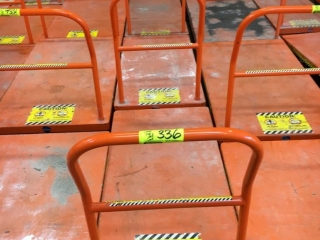 """24"""" x 48"""" small flatbed carts"""