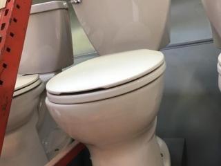 Delta toilet display