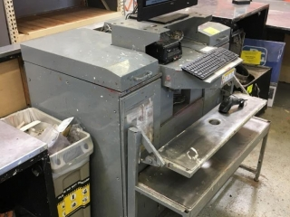 IDEX Accutinter 8000 Elite paint mixing system