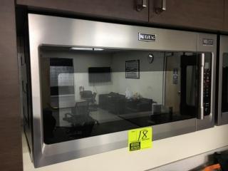 Maytag Range Hood MMV1174FZ-0 '2017 stainless steel microwave oven
