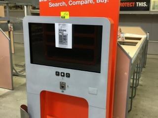 Appliance finder interactive display