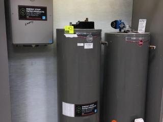Water heaters (Inoperable - Display model)