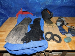 SCUBA GEAR, WEIGHTS AND MORE