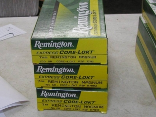 Remington 7MM Ammunition