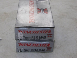 Winchester 7MM Ammunition
