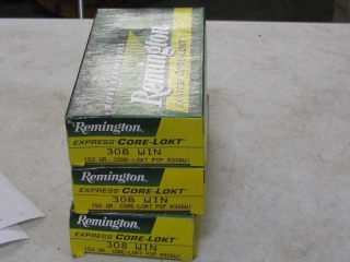 Remington 308 Win Ammunition
