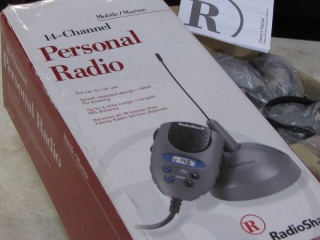 14-Channel Personal Radio