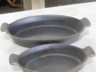 Cast Iron Casserole/Bakers